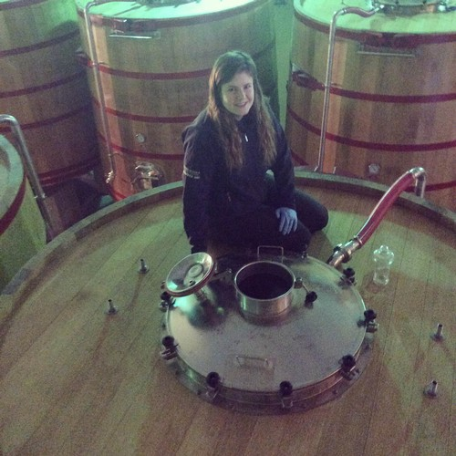 Top of the Wine Tanks
