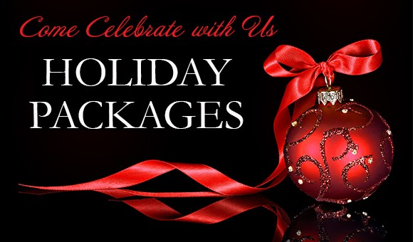 Holiday Party Packages