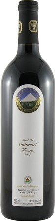 2007 Small Lot Cabernet Franc