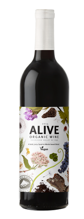 2014 Alive Organic Red