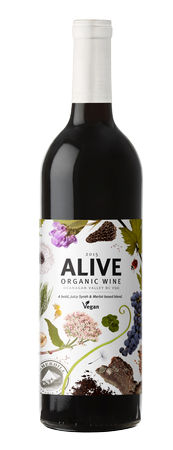 2015 Alive Organic Red
